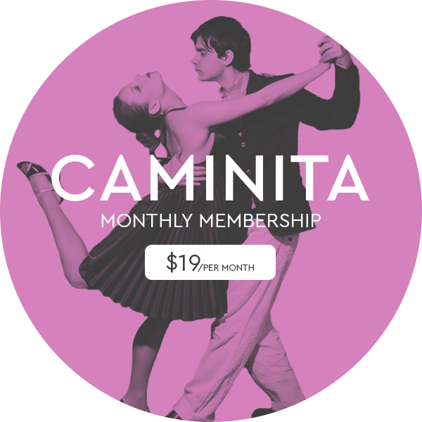 Caminata Plan: Monthly Membership for $19 a month