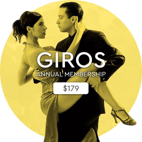 Giros Annual Membership
